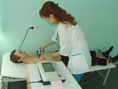 Посетите врача-кардиолога и пройдите обследование