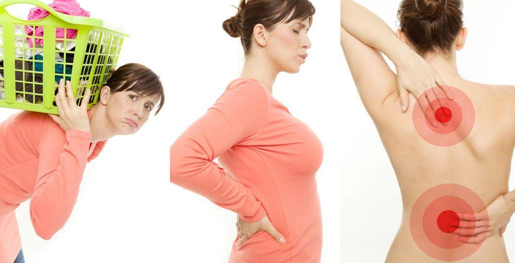 Постоянно нарастающие боли в спине и слабость