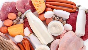 Продукты, богатые витаминами и никотиновой кислотой