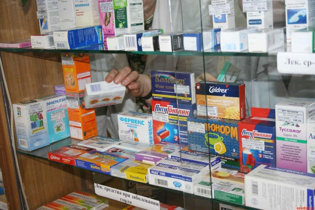 Противовирусные препараты при простуде и гриппе