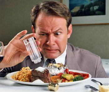 Раздражительность, отрыжка, потеря аппетита