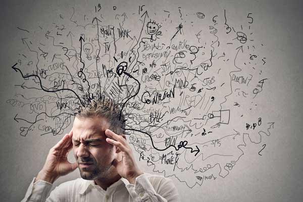 Сильные эмоциональные стрессы