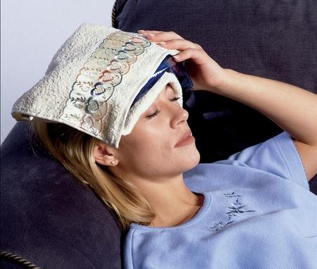 Советы по снятию приступа мигрени