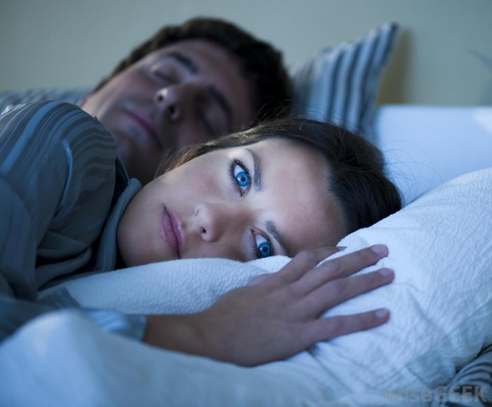 Усталость и проблемы со сном