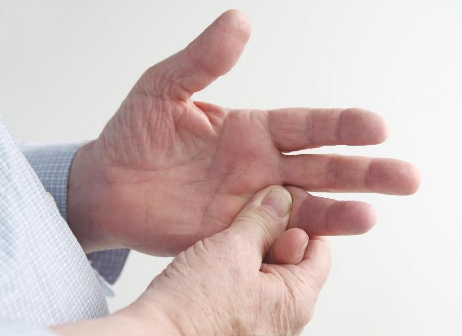 Симптоматика артрита