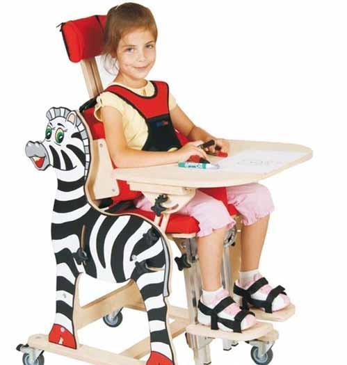 Опора для сидения «Зебра» Показать на странице Открыть в полном размере