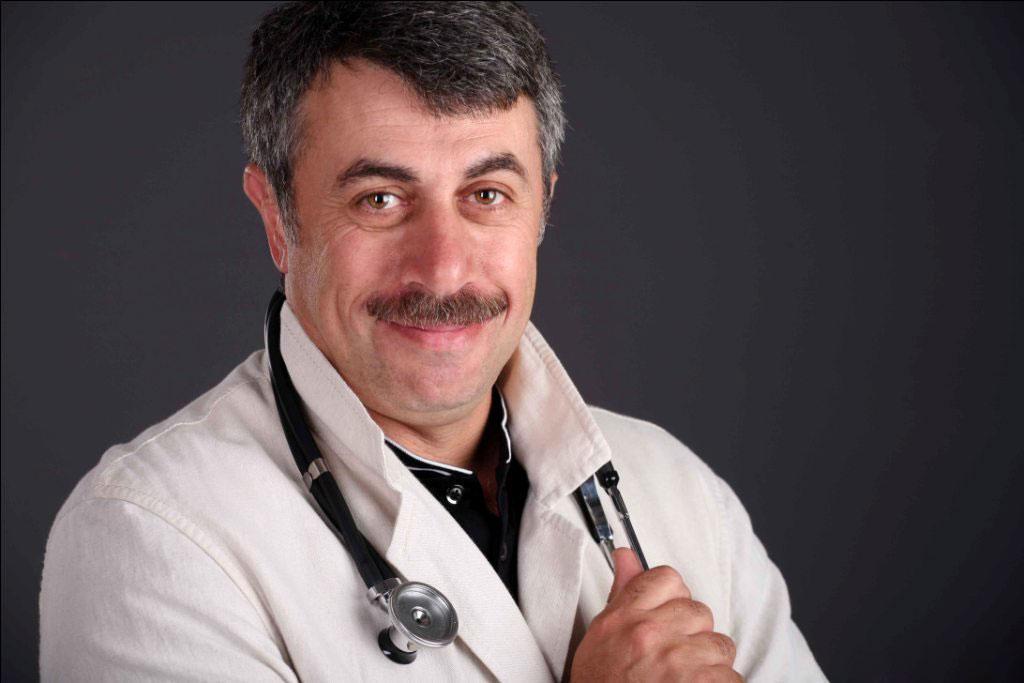 Евгений Олегович Комаровский — детский врач высшей категории
