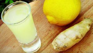 მეთოდი მომზადება ginger გაღრმავებას potency