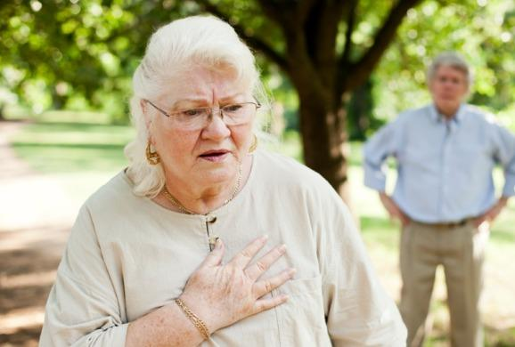 Одним из последствий инсульта может быть одышка при учащении процесса вдох-выдох