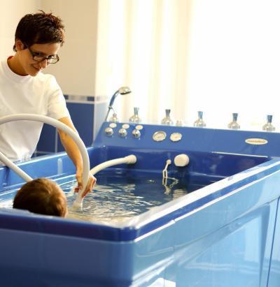 Оптимальное время водных процедур после удаления межпозвоночной грыжи - 15 минут