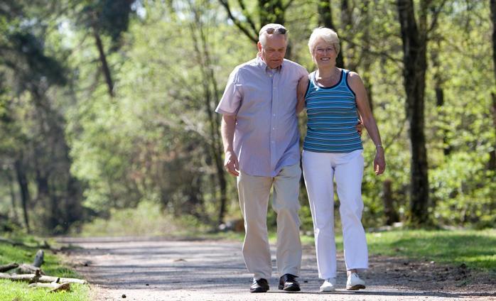 Прогулки при вегето-сосудистой дистонии на свежем воздухе должны быть ежедневными