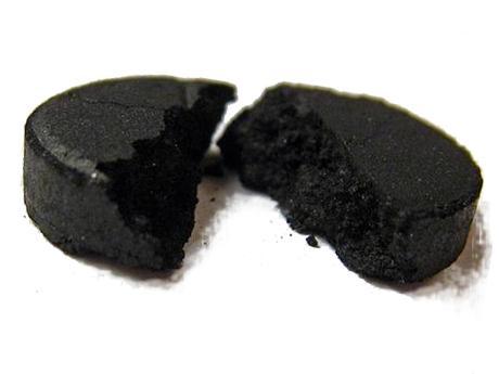 Активированный уголь делает организм более выносливым и чистым