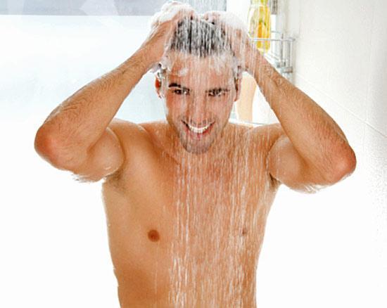 Для повышения потенции принимайте ежедневно контрастный душ