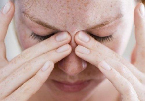Излечивайте заболевания до конца чтобы не допустить постоянной заложенности носа
