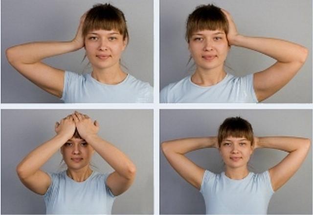 Лечебная гимнастика при мигрени