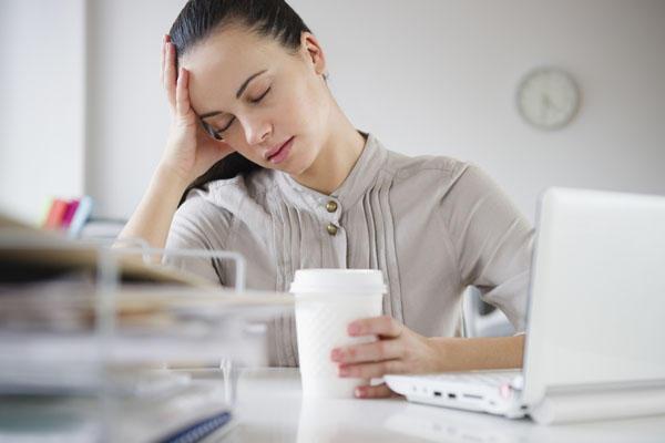 Слабость и апатия могут сигнализировать о наличие ВСД