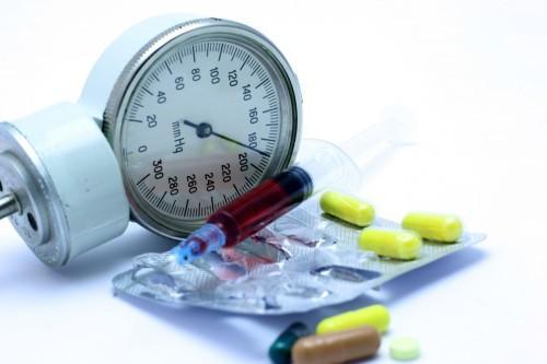 Таблетки от давления повышенного: названия, список
