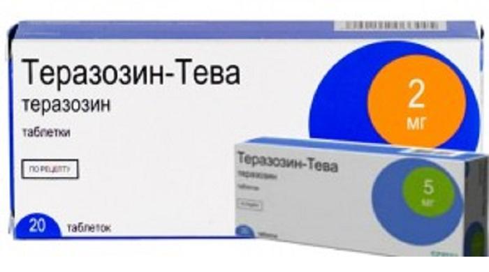 Теразозин понижает количество холестерина в крови, нормализуя липидный обмен