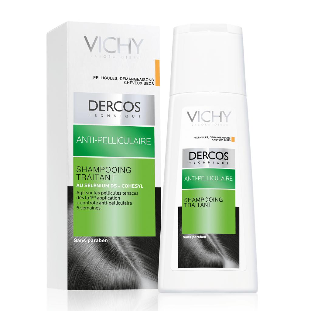 VICHY DERCOS от выпадения волос