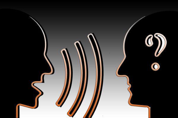 При инсульте и микроинсульте человек начинает путает звуки и слоги