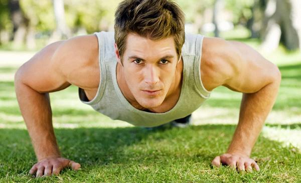 Физические нагрузки способствуют повышению потенции