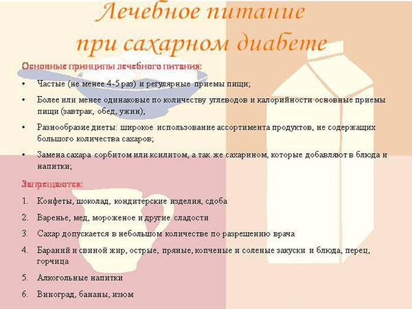 Мириманова диета меню при диете и рецепты