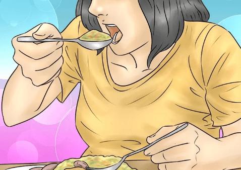запах мяса изо рта