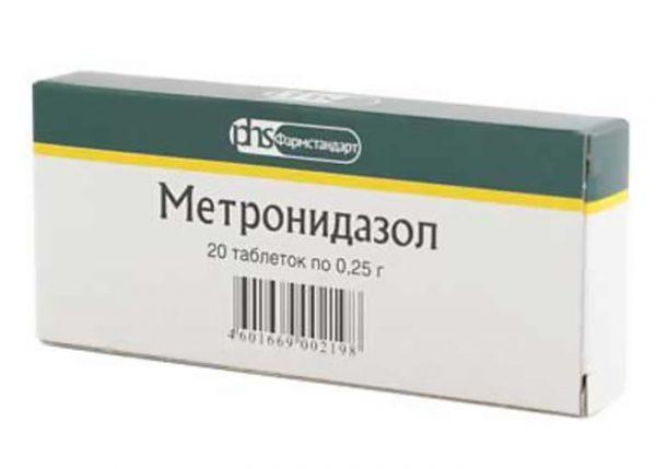 Метронидазол во время беременность