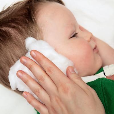 Помощь при отите в домашних условиях ребенку