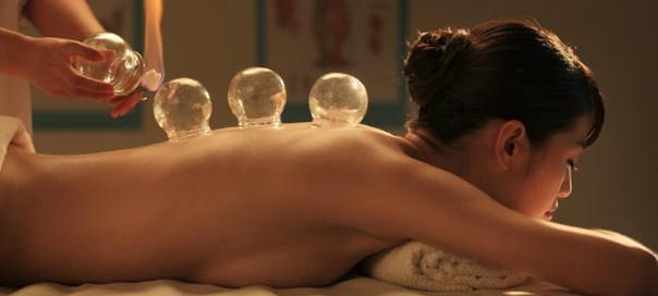 Баночный массаж