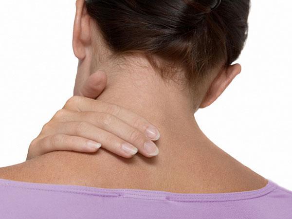 Грыжа шейного отдела позвоночника, симптомы