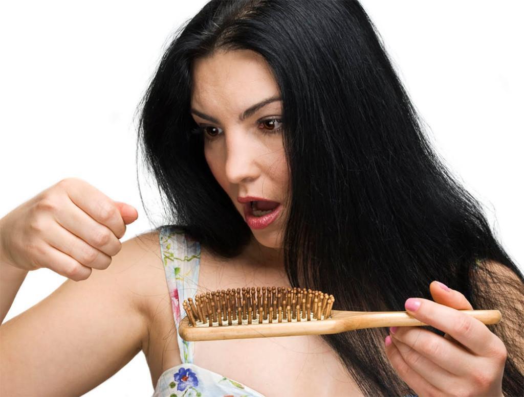 Делаем тест на выпадение волос