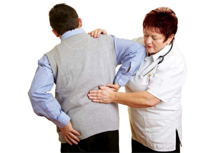 Лечение направлено на уменьшение боли и воспаления