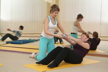 Лфк, гимнастика и упражнения