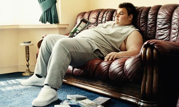 Малоподвижный образ жизни крайне вреден