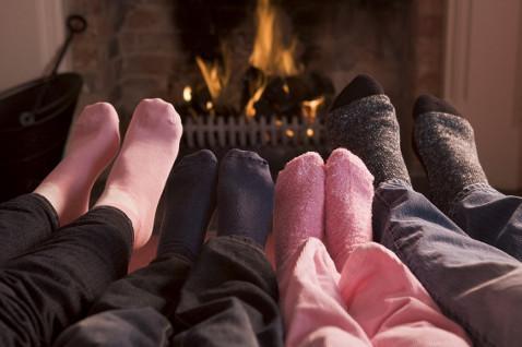 Находитесь в тепле и сухости
