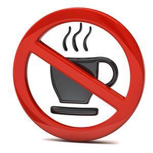 Подагра подразумвает отказ от кофе и некоторых категорий продуктов питания