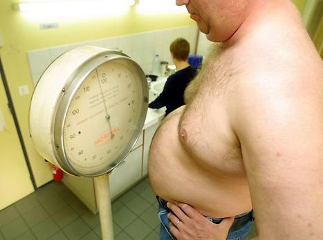 Подагра часто встречается у людей с лишним весом