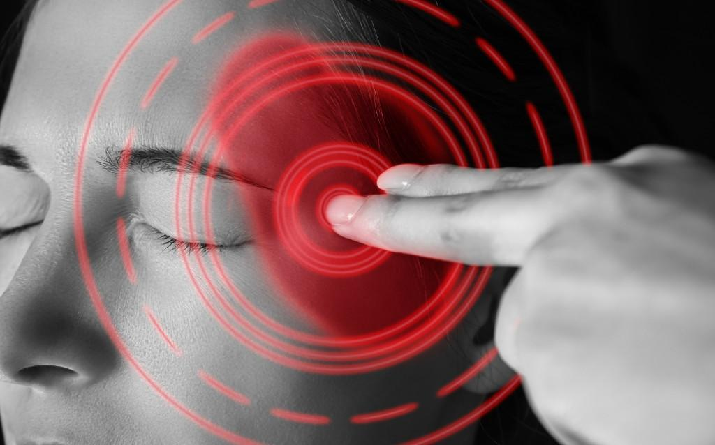 Причины шейной мигрени