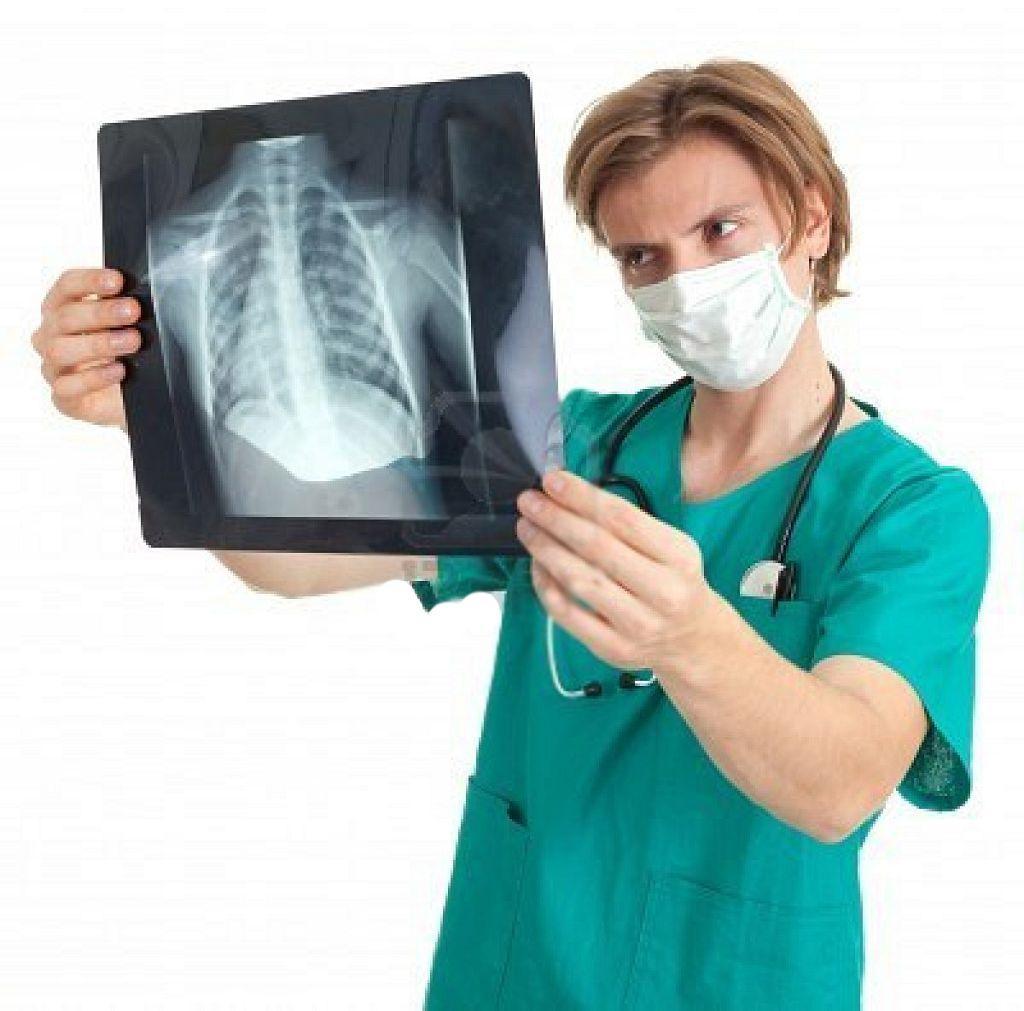 Рентгеновский снимок для постановки диагноза