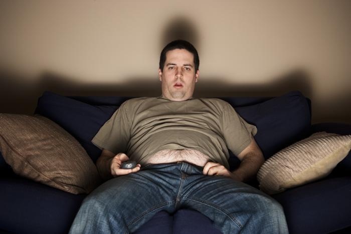 Сидячий образ жизни увеличивает риск развития заболеваний