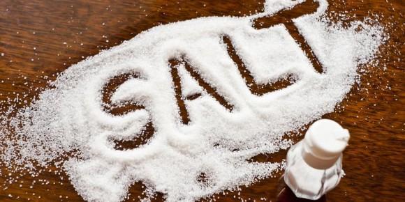 Сокращаем количество соли