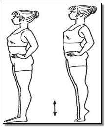 Упражнение, помогающее укрепить икроножные мышцы