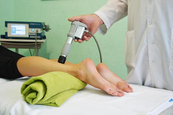 Физиотерапия при лечени тендинита