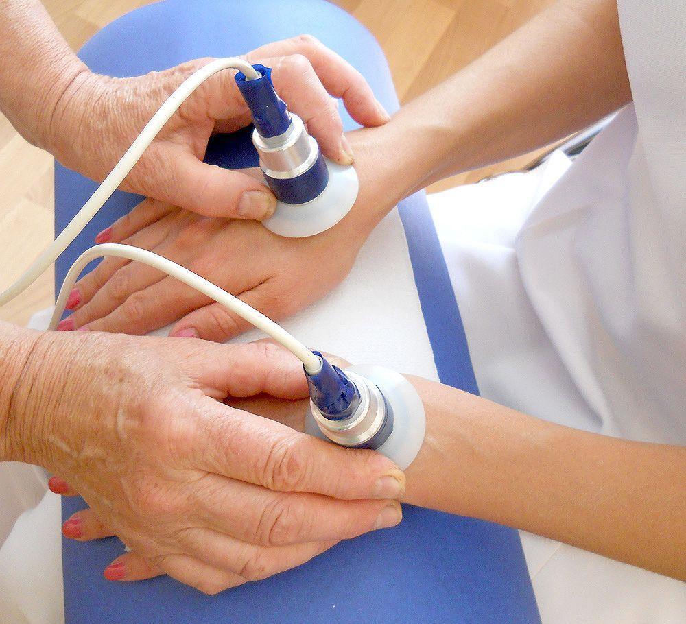 Физиотерапия - фото
