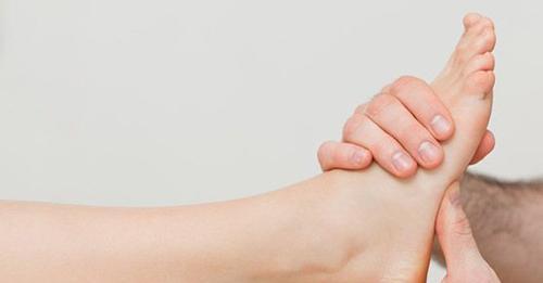 Что делать при вывихе ноги