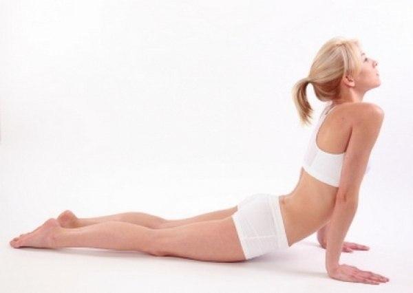 Эффективная гимнастика для спины