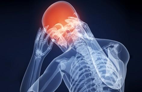 Головные боли и онемение рук - симптомы шейного остеохондроза