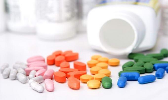 Группы препаратов