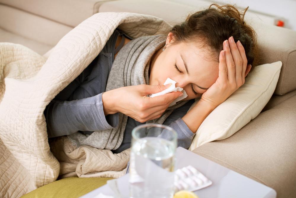 Инфекции и неконтролируемый прием антибиотиков